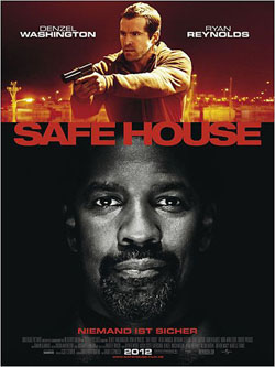 Safe House Plakat
