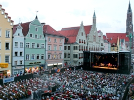 aa Open-Air-Konzert