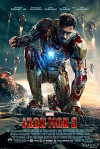 Iron Man Plakat