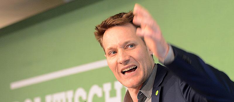 Grüne Aschermittwoch Ludwig Hartmann