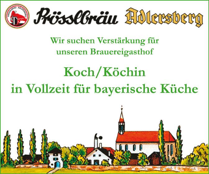 Prösslbräu Adlersberg